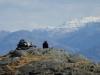 Golden Eagle on summit