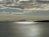 Golden Hebridean seas