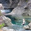 Fairy in the Fairy Pools
