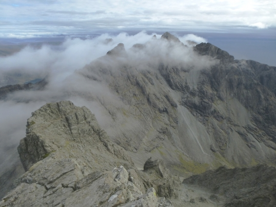 Our Coire Lagan Round revealed