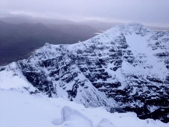Western Ridge of Liathach
