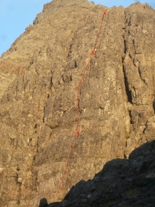 Indian Buttress
