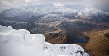 Bla Bheinn panorama on day 1, Thursday 14th