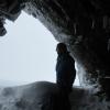 Sgumain cave shelter